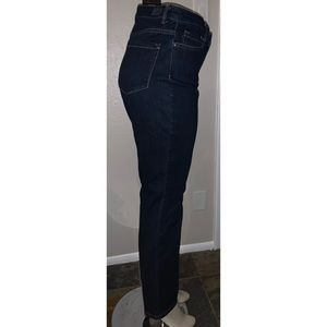 Lee Relaxed Fit Straight Leg High Rise Jeans
